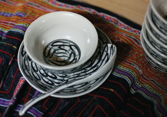 Oriberry coffee ceramics