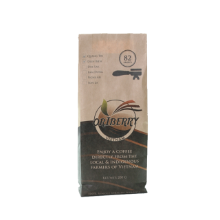 Oriberry - Vietnamese Mixed Arabica coffee Quang tri, Dien bien