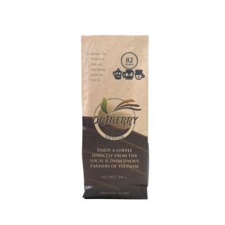 Vietnamese coffee. Fair-trade|Direct trade coffee Oriberry