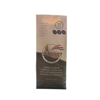 Cà phê Oriberry. Cà phê nguyên chất Khe sanh, Buôn Ma Thuột.