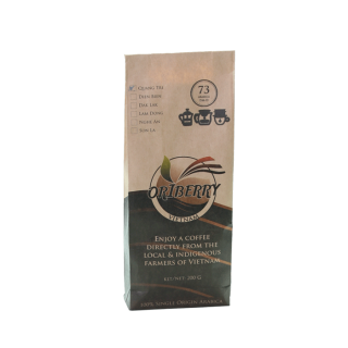 Oriberry - Vietnam single origin Arabica coffee from Quang tri