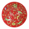 Bat trang vintage ceramic, red glaze bowl - Oriberry coffee