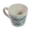 Bat trang ceramic cup, Vietnam Oriberry coffee