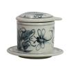 Vietnamese coffee filter, Bat trang ceramic